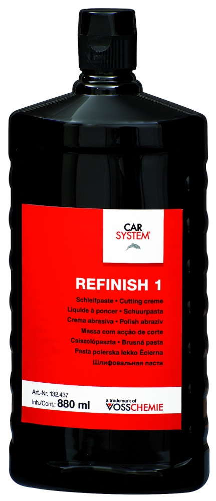Refinish 1 - Schleifpaste 880 ml