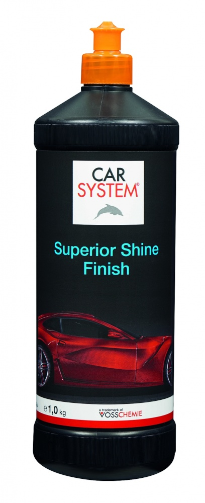Superior Shine Finish - Feinschleifpolitur